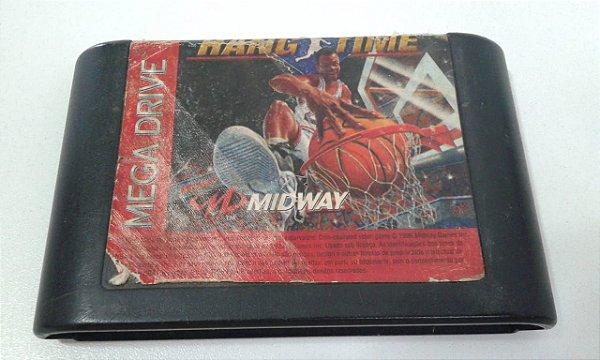 Game para Mega Drive - NBA Hangtime