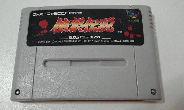 Game Para SNES / SFC - Fatal Fury