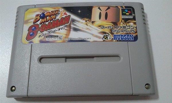 Game Para SNES / SFC - Bomberman B-Daman