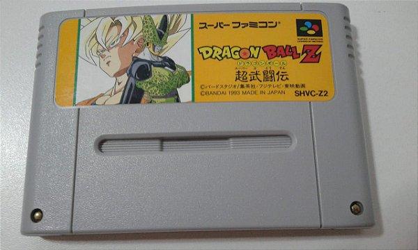 Game Para SNES / SFC - Dragon Ball Z Super Butouden