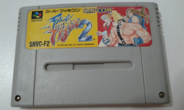 Game Para SNES / SFC - Final Fight 2