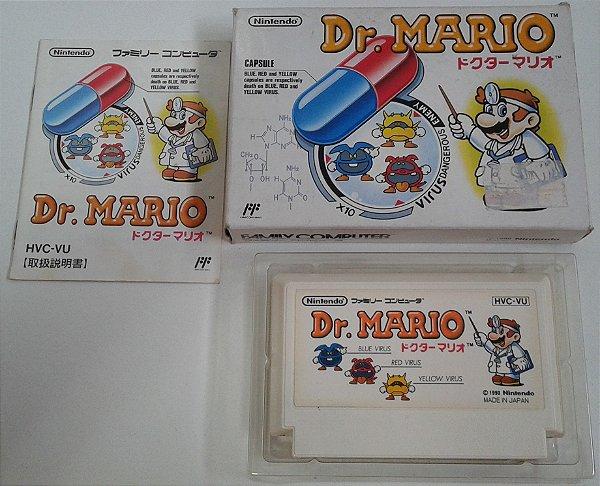 Game Para Famicom - Dr. Mario