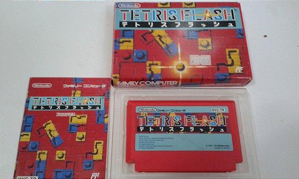 Game Para Famicom - Tetris Flash
