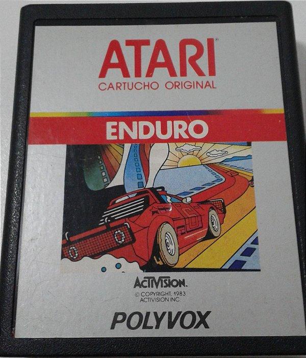 Game Para Atari - Enduro