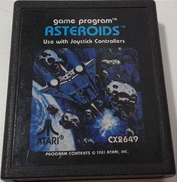 Game Para Atari - Asteroids
