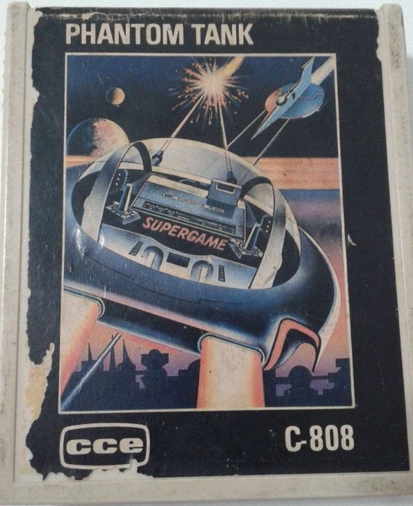 Game Para Atari - Phantom Tank