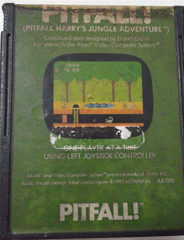 Game Para Atari - Pitfall