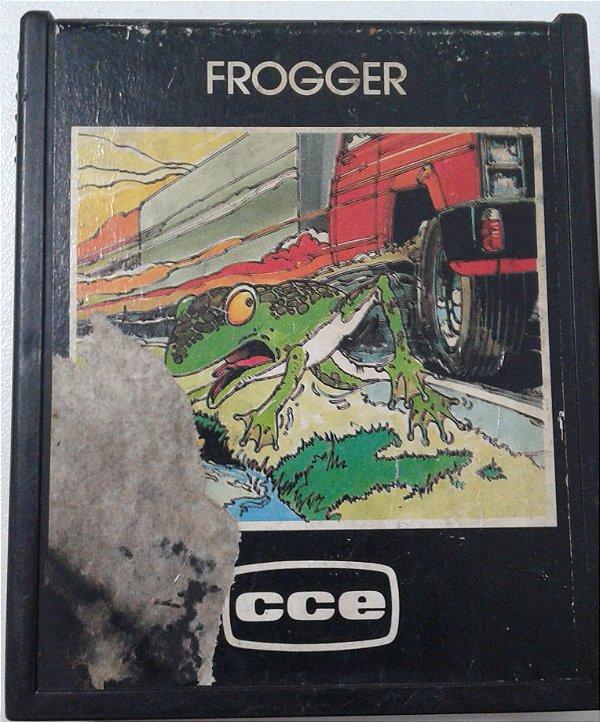 Game Para Atari - Frogger