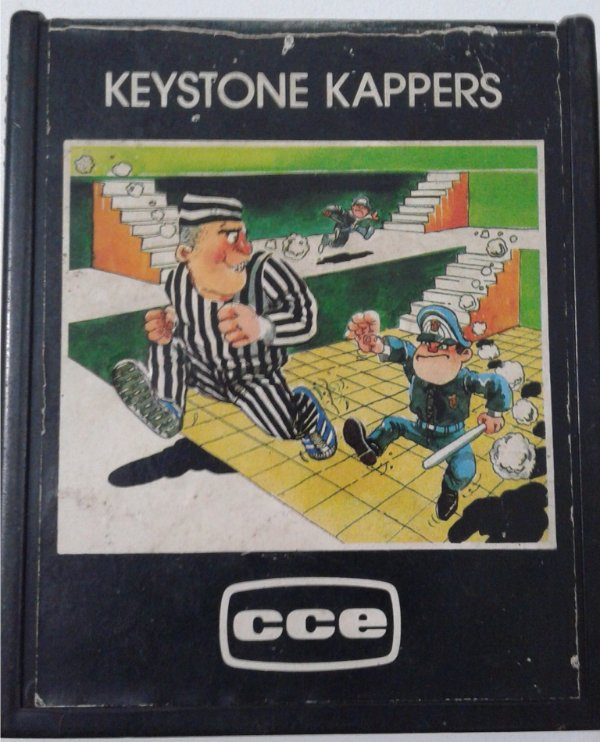 Game Para Atari - Keystone Kapers