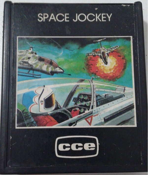 Game Para Atari - Space Jockey