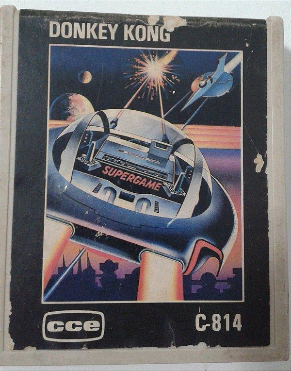 Game Para Atari - Donkey Kong
