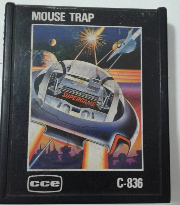 Game Para Atari - Mouse Trap
