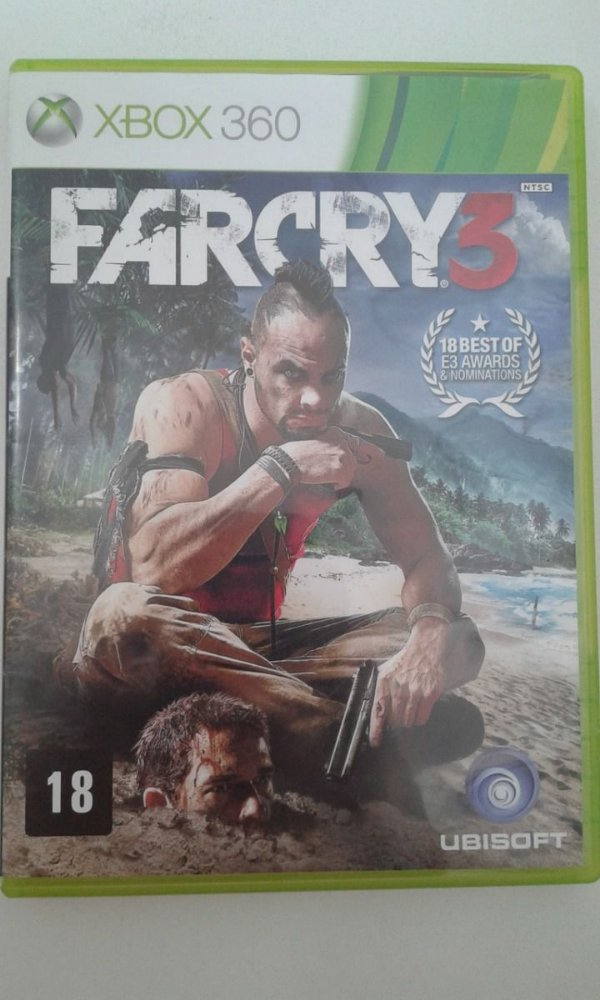 Game Para Xbox 360 - Far Cry 3