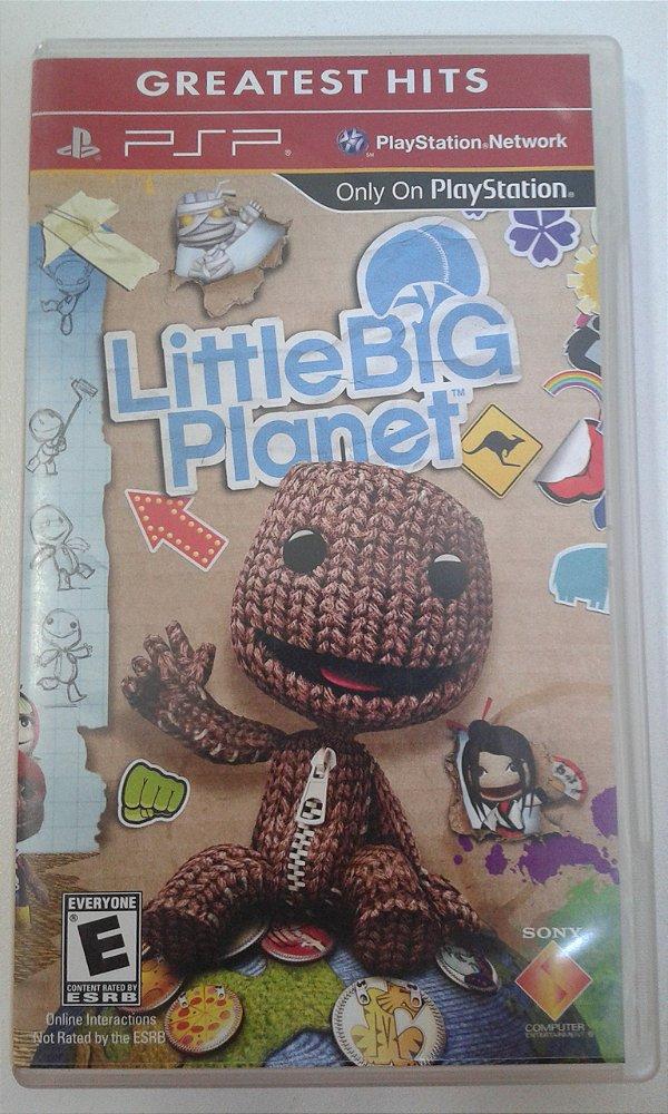 Game para PSP - LittleBigPlanet