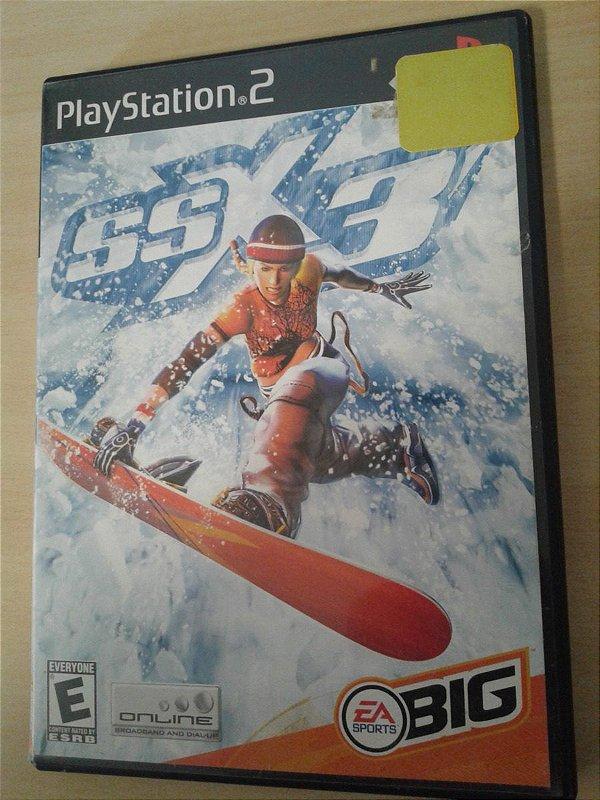 Game Para PS2 - SSX 3 NTSC/US