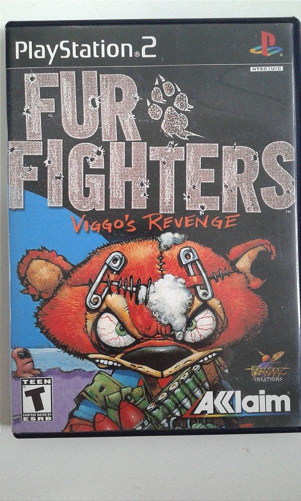 Game Para PS2 - Fur Fighters Viggo's Revenge NTSC/US