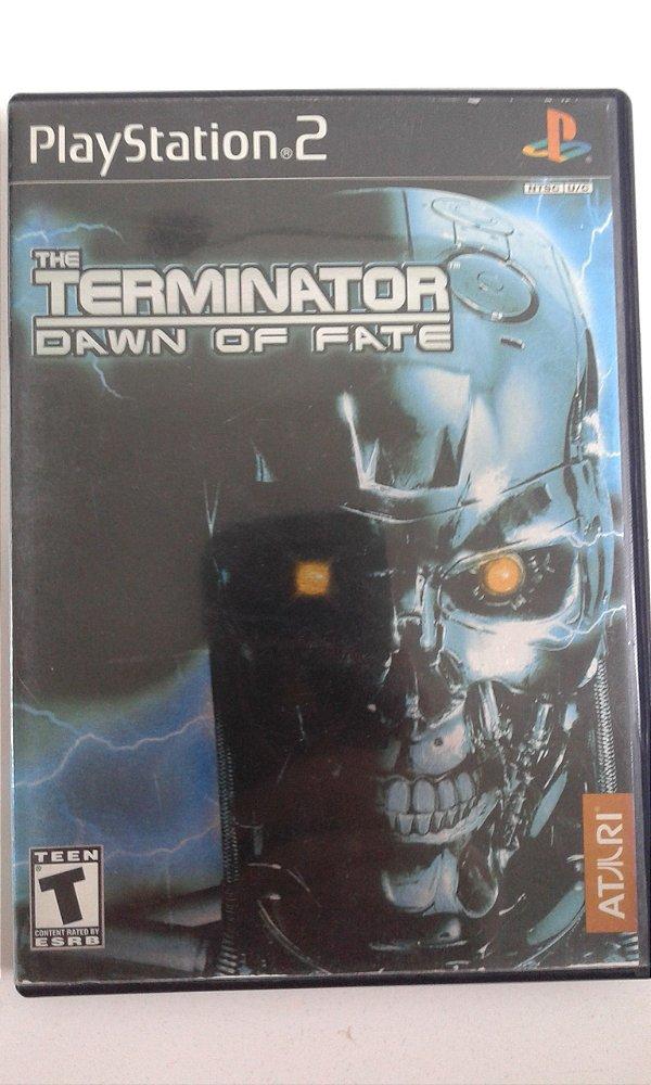 Game Para PS2 - The Terminator Dawn of Fate NTSC/US