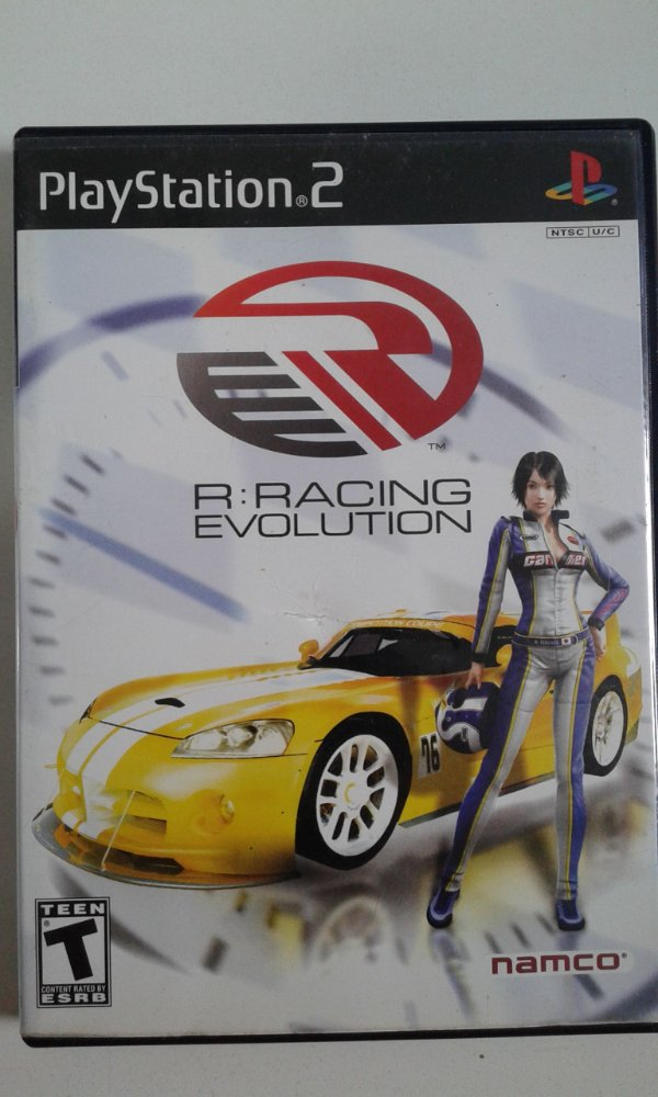 Game Para PS2 - R Racing Evolution NTSC/US