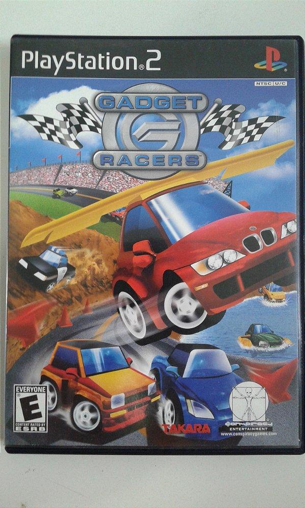 Game Para PS2 - Gadget Racers NTSC/US