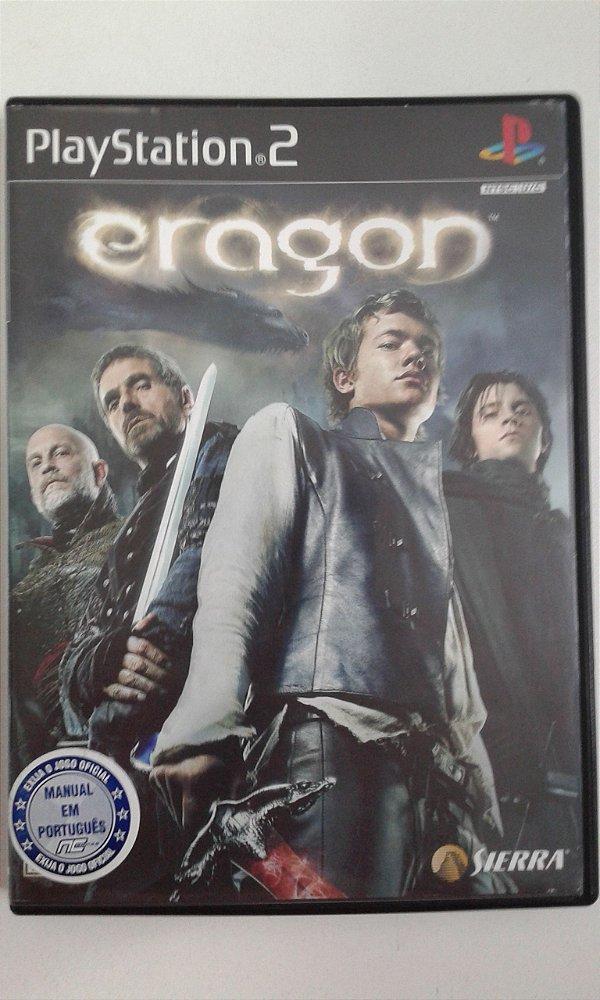 Game Para PS2 - Eragon NTSC/US