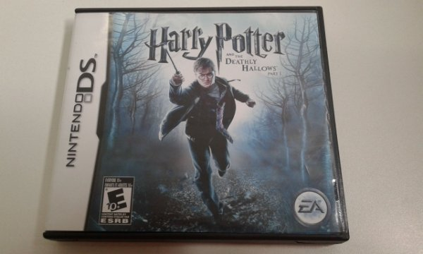 Game para Nintendo DS - Harry Potter and the Deathly Hallows – Part 1