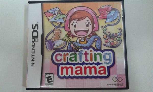 Game para Nintendo DS - Crafting Mama