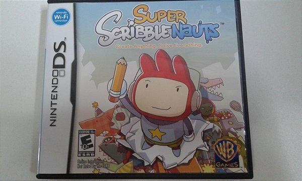 Game para Nintendo DS - Super Scribblenauts