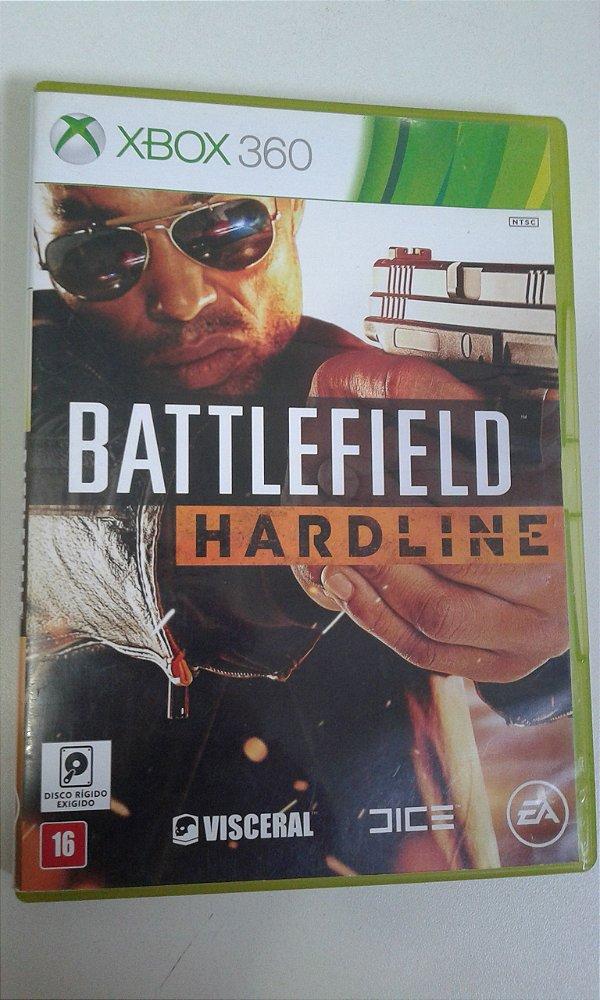 Game Para Xbox 360 - Battlefield Hardline