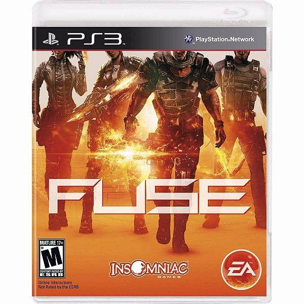 Game para PS3 - Fuse