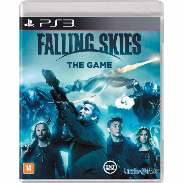 Game para PS3 - Falling Skies The Game