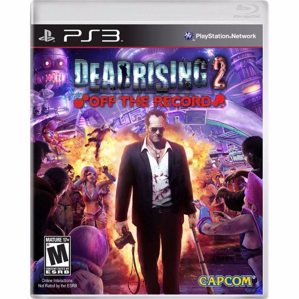 Game para PS3 - Dead Rising 2 Off The Record