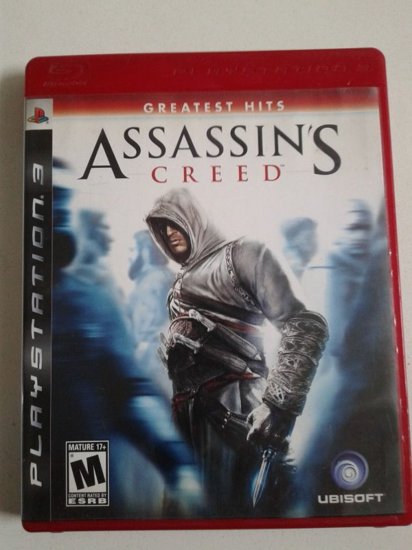 Game para PS3 - Assassin's Creed