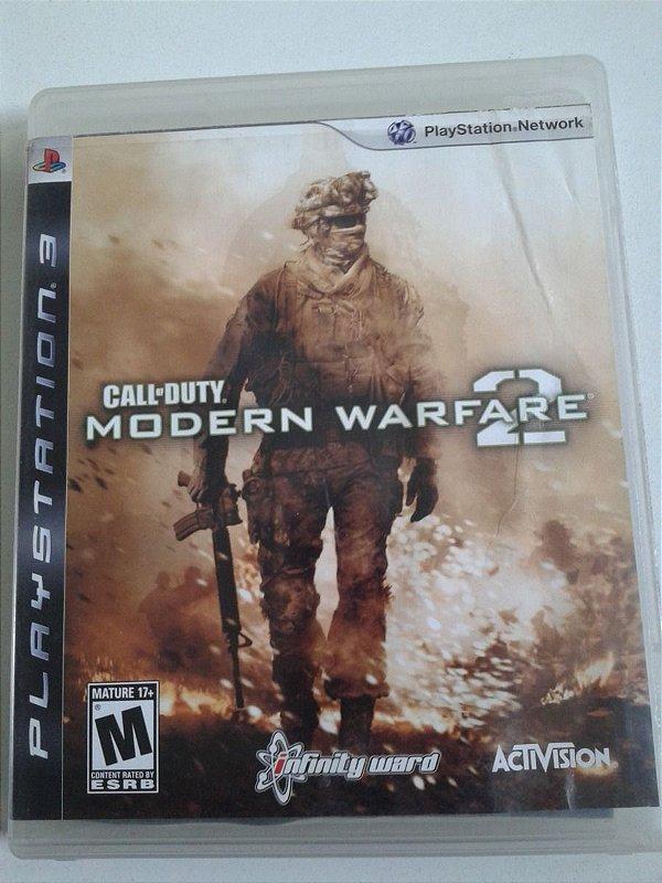 Game para PS3 - Call Of Duty Modern Warfare 2