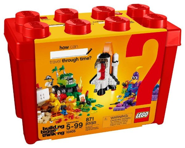 Lego Classic - Missão a Marte 10405