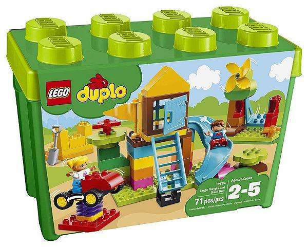 Lego Duplo - Parquinho de Diversões 10864