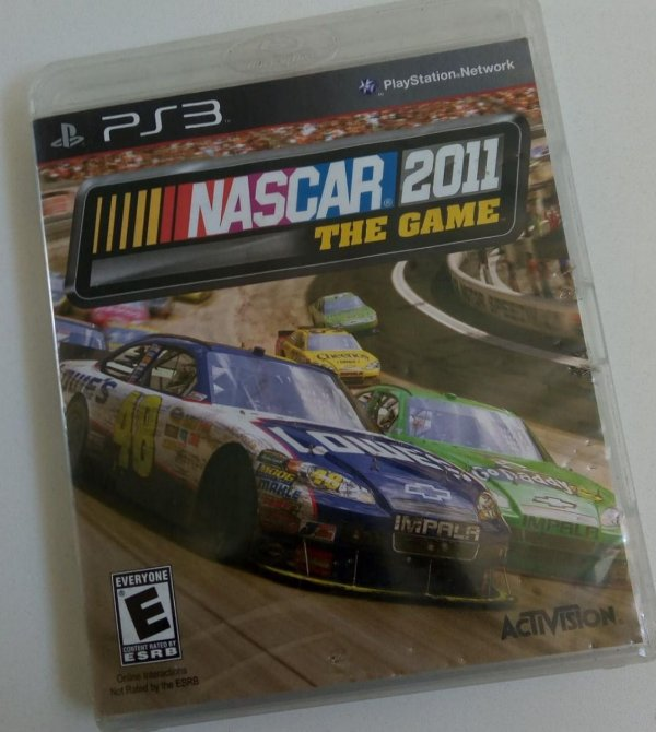 Game para PS3 - Nascar The Game 2011