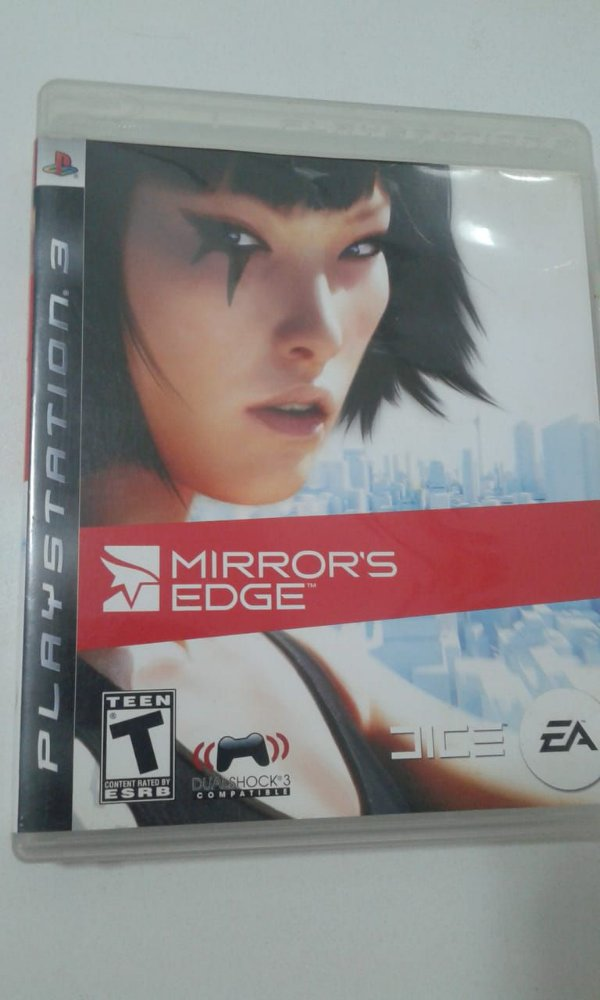Game para PS3 - Mirrors Edge