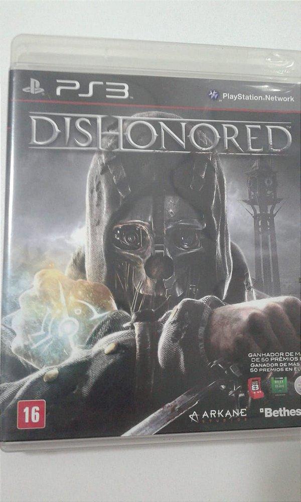 Game para PS3 - Dishonored
