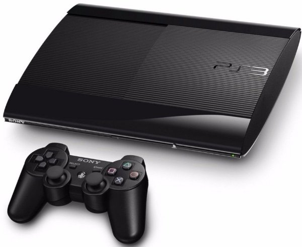 Console Sony Playstation 3 Super Slim