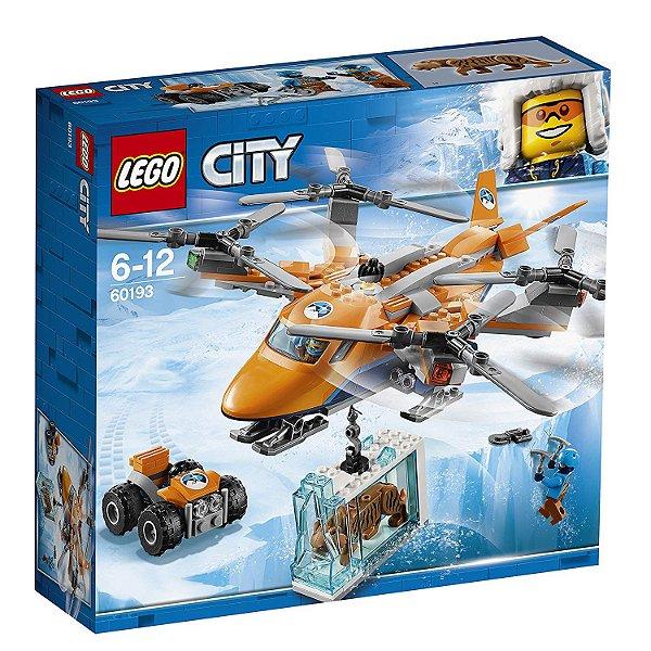 LEGO City - Transporte Aéreo pelo Ártico 60193