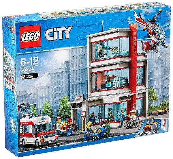 LEGO City - Hospital da Cidade 60204