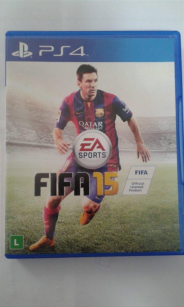 Game Para PS4 - FIFA 15