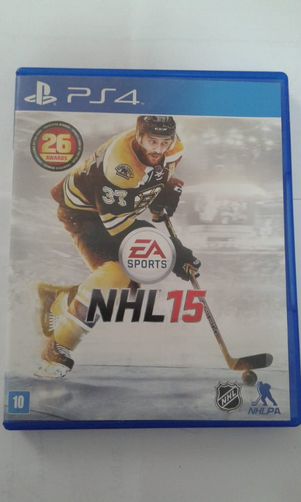 Game Para PS4 - NHL 15