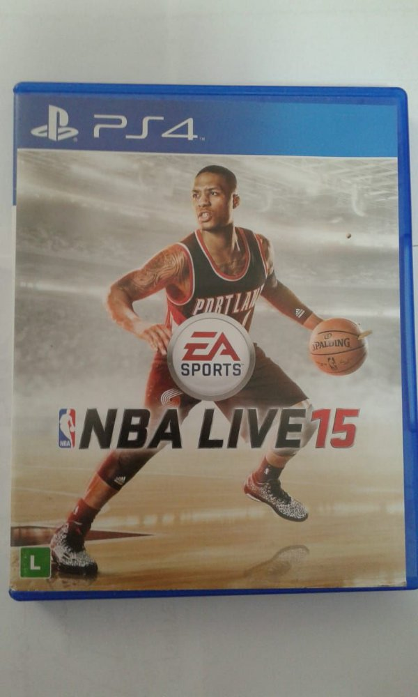 Game Para PS4 - NBA Live 15