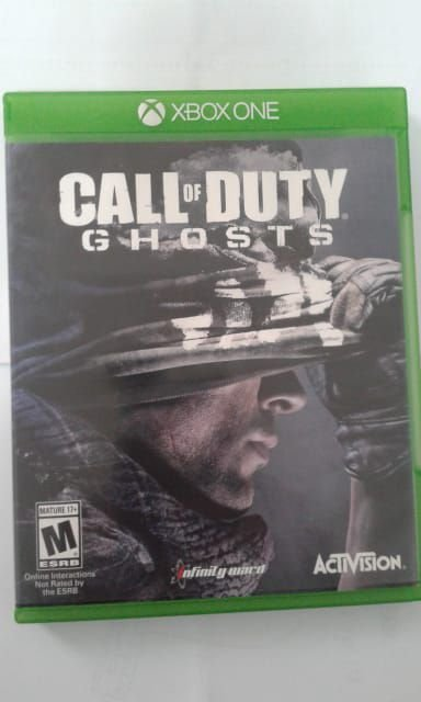 Game para Xbox One - Call Of Duty Ghosts