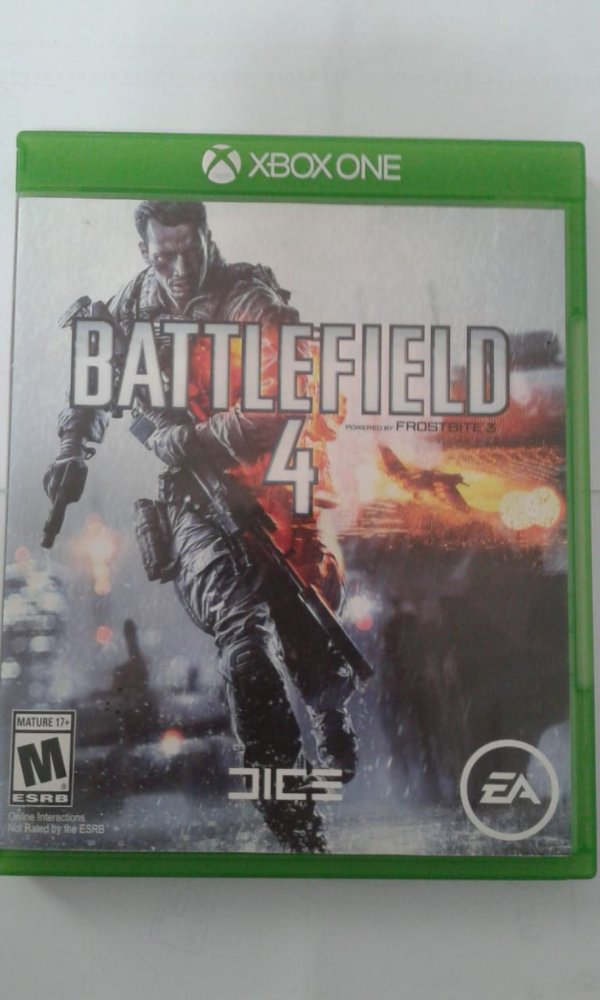 Game para Xbox One - Battlefield 4