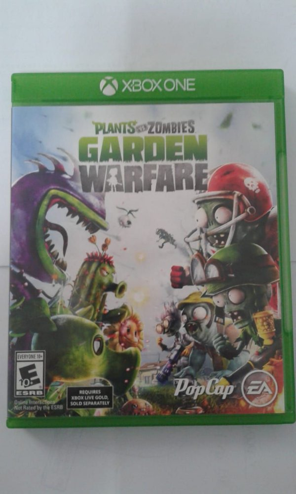 Game para Xbox One - Plants Vs Zombies Garden Warfare
