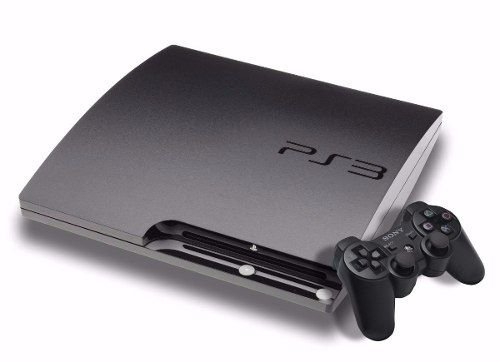 Console Sony Playstation 3 Slim 2 Controles