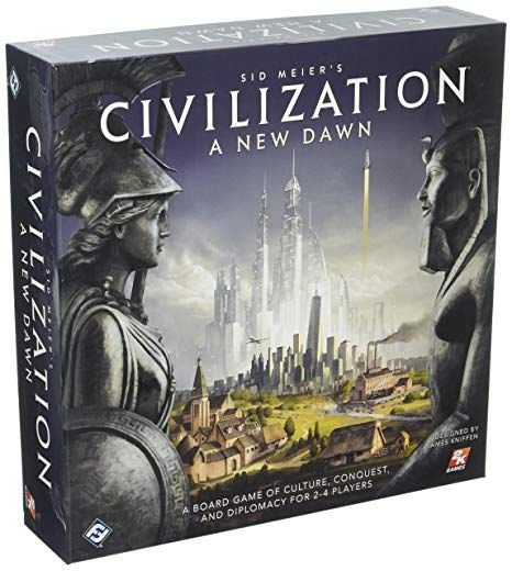 Jogo Sid Meier's Civilization: A New Dawn