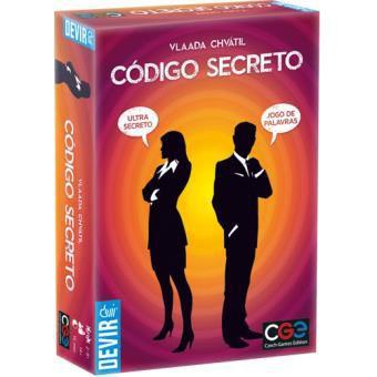 Jogo Código Secreto